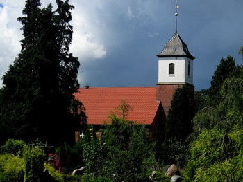 Zionskirche in Worpswede